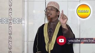 জুম'আর খুতবা=ফিৎনা এবং বাঁচার উপায়। BY Mufti Kazi Ibrahim ::২৭-১০-২০১৭