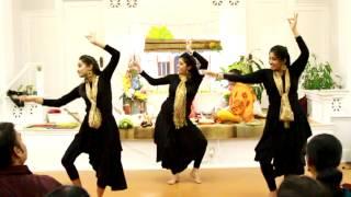 Dance performance on Remo Fernandes flute song