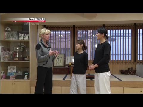 Takahashi Yuko JKA Karate