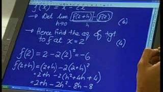 Maths 911 - Grade 12: Algebra -- Calculus(2)