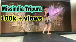 Belly Dance by Rinky Chakma #fbb missindia finalist 2k17