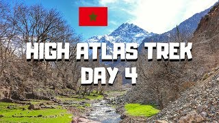 BEAUTIFUL NATURE  - Hiking In The High Atlas Mountains Morocco Day 4/4