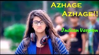 Azhage Azhage  Album Song  Tamil  Indian Version  Mp4 HD