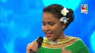 MALDIVIAN IDOL GALA Performance 4 - Akiri Dhemey - Laisha
