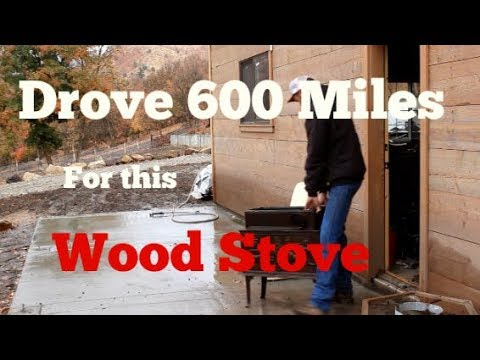 Xxx Mp4 I Drove 600 Miles For This Old Wood Stove Jotul F118 3gp Sex