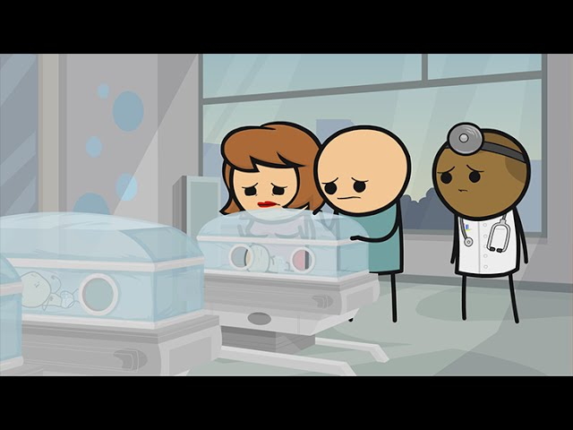 God's Plan - Cyanide & Happiness Shorts