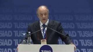TÜSİAD YİK Başkanı Tuncay Özilhan'ın