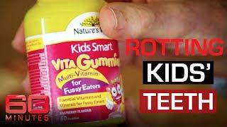 'Lolly' vitamins do more harm than good | 60 Minutes Australia
