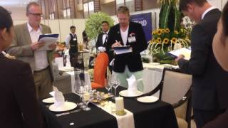 Table Setting Competition