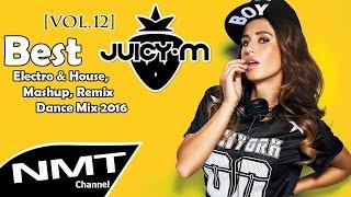 [Vol.12] DJ Juicy M Ukraina 2016 - Best Electro & House, Mashup, Remix Dance Mix 2016