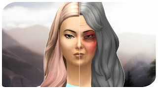 THE SIMS 4 | GOOD TO BAD - BIRTH TO DEATH - MACHINIMA