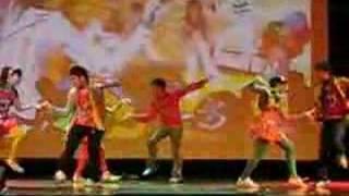 AGOGO opening dance from california demo team