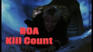 Boa: Kill Count
