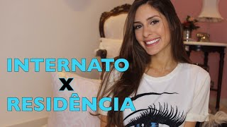 INTERNATO x RESIDENCIA | Camila Karam