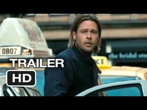 Xxx Mp4 World War Z Official Trailer 1 2013 Brad Pitt Movie HD 3gp Sex