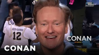 CONAN's March Madness Ad  - CONAN on TBS
