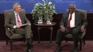 The Joseph Story Distinguished Lecture With Justice Clarence Thomas