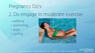 Pregnancy Do's and Don'ts by PregnancyChat