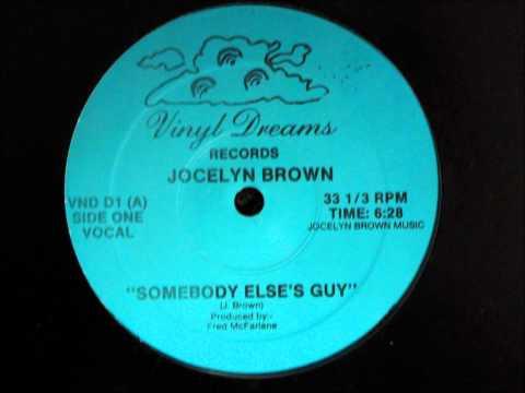 Xxx Mp4 Jocelyn Brown Somebody Else´s Guy Original 12 Inch Version 1984 3gp Sex