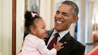 22 Photos That Will Make You Miss Obama