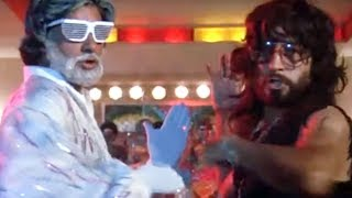 Disco 84 - Amitabh Bachchan, Inquilaab Song