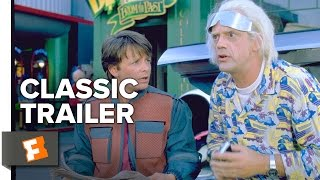 Back to the Future Part 2 Official Trailer #1 - Michael J. Fox, Christopher Lloyd Movie (1989) HD