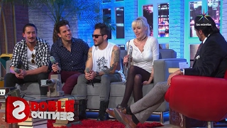 Jenny & the Mexicats en el estudio | Doble Sentido