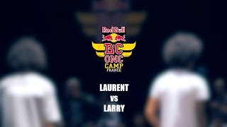 Laurent vs Larry (Les Twins) – Red Bull BC One Camp France 2016 – New Style
