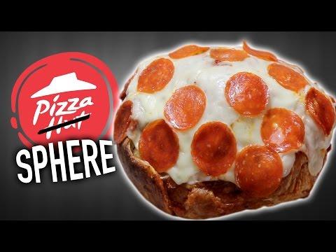 DIY PIZZA SPHERE