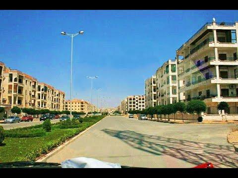 جولة في شوارع حلب سوريا