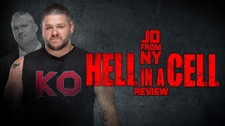 WWE Hell In A Cell 2017 Full Show Review & Results: OWENS VS MCMAHON! SAMI ZAYN TURNS HEEL!?