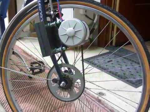 Bicicletta Elettrica Video Manuale Gratis EBE Kit Electric Bike FREE Video User Manual