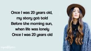 Jasmine Thompson   7 Years Lyrics Lukas Graham 1