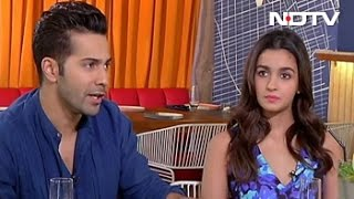 Varun: Not Dating Alia Bhatt