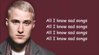 Mike Posner -  I Took A Pill In Ibiza (Seeb Remix Clean) lyrics