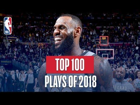 NBA s Top 100 Plays of 2018
