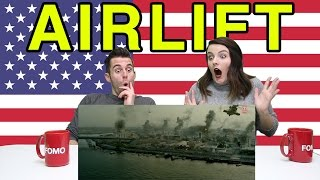 Fomo Daily Reacts to Airlift Trailer