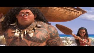 Moana: Un mar de aventuras - Moana conoce a Maui