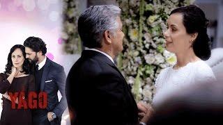 Sara y Camilo se casan | Yago - Televisa