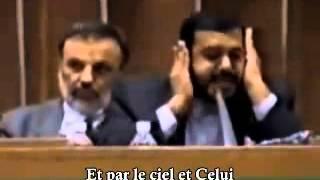 récitation du Coran qui fait pleurer des présidents