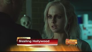 Sizzling Hollywood - premiere of iZombie