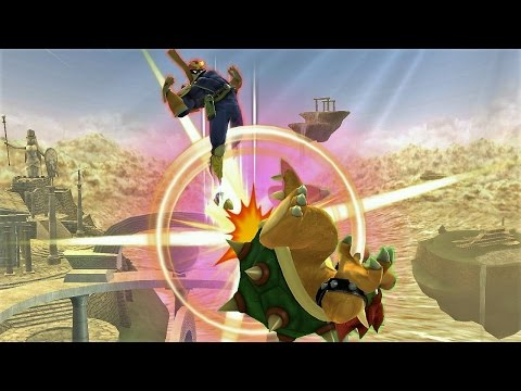Top 10 Most Savage Spikes 4 Super Smash Bros for Wii U