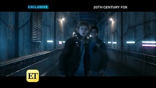 [VOSTFR] Deleted Scene ~Gally, Newt & Thomas outrun a train~ Maze Runner The Death Cure