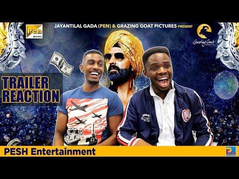 Singh is Bling Trailer Reaction | PESH Entertainment