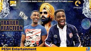 Singh is Bling Trailer Reaction | PESH Entertainment
