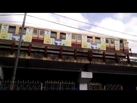 Kolkata Metro Rail , Outside Metro Tunnel ##Kolkata#West Bengal#India