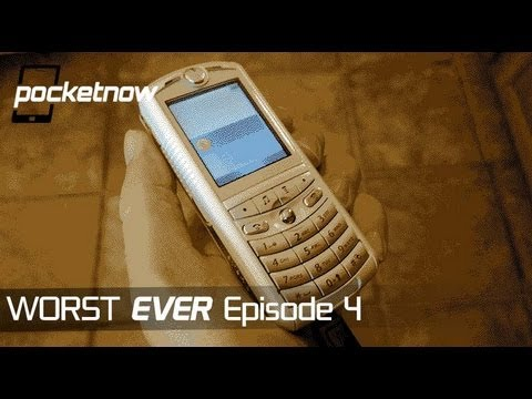 The iPhone's awful ancestor - Worst Gadgets Ever 004