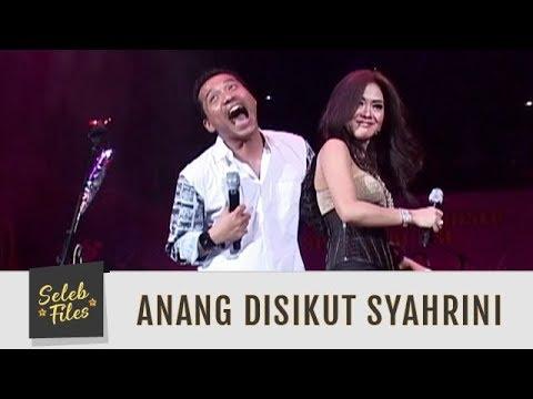 Seleb Files: Peluk Syahrini, Anang Disikut - Episode 37