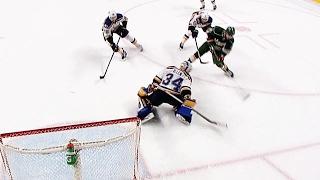 Zucker freezes Allen to score game-tying goal