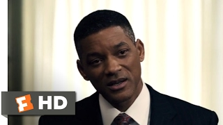 Concussion (2015) - The Gift of Knowing Scene (10/10)   Movieclips